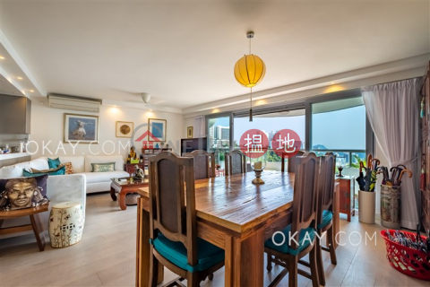Unique 3 bedroom on high floor with sea views & balcony | Rental|Greenery Garden(Greenery Garden)Rental Listings (OKAY-R20081)_0