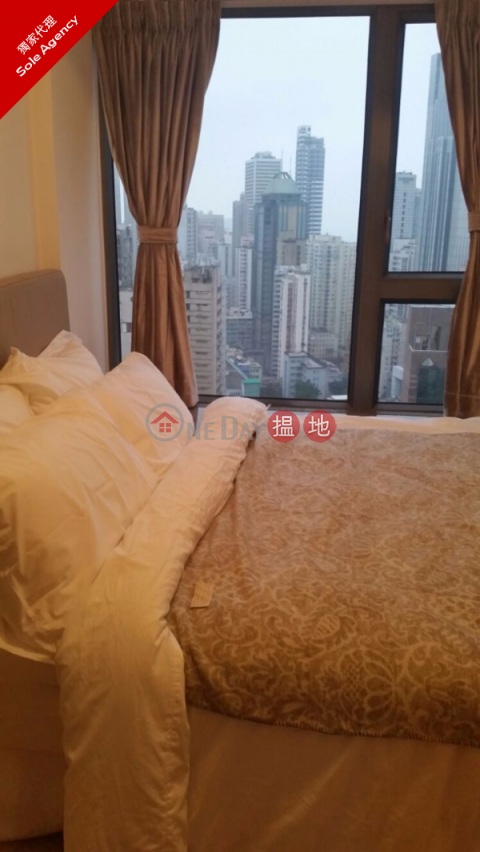 1 Bed Flat for Sale in Sai Ying Pun|Western DistrictThe Met. Sublime(The Met. Sublime)Sales Listings (EVHK88364)_0