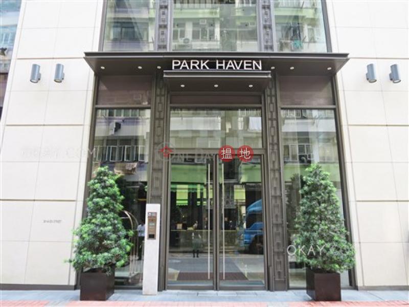 2房1廁,極高層,星級會所,露台《曦巒出租單位》 38希雲街   灣仔區香港-出租HK$ 35,000/ 月