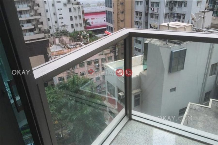 HK$ 14M, The Avenue Tower 1   Wan Chai District   Stylish 1 bedroom with balcony   For Sale