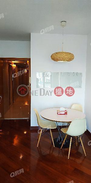 名牌發展商,地鐵上蓋,廳大房大, 乾淨企理《凱旋門映月閣(2A座)買賣盤》-1柯士甸道西 | 油尖旺|香港|出售-HK$ 1,680萬