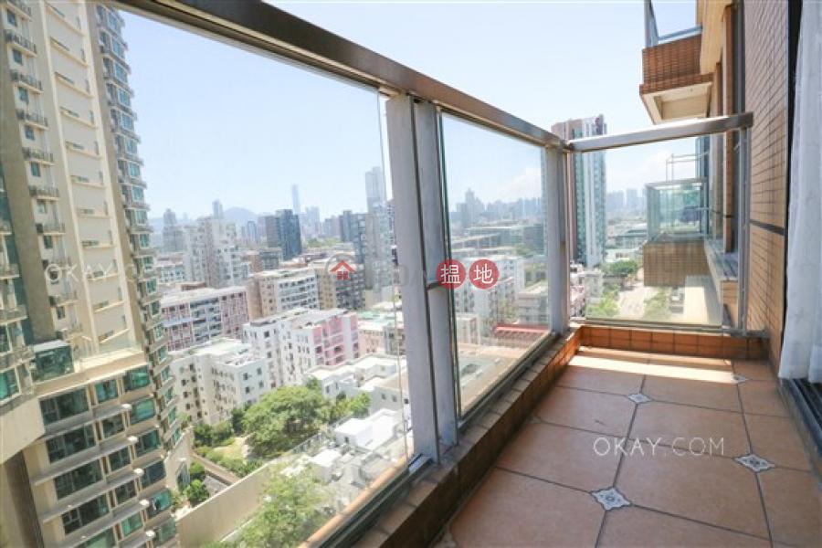 3房2廁,極高層,連車位,露台《合勤名廈出租單位》|148衙前圍道 | 九龍城-香港出租|HK$ 53,000/ 月