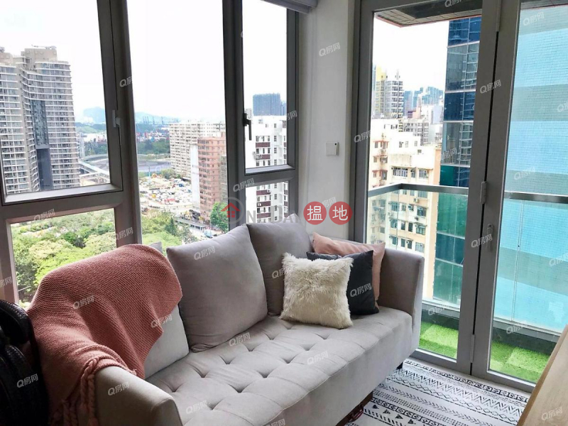 HK$ 7.5M AVA 62 Yau Tsim Mong | AVA 62 | 1 bedroom High Floor Flat for Sale