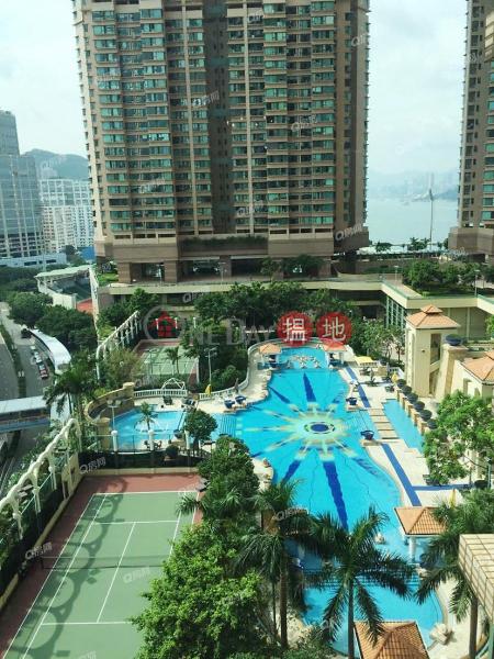 HK$ 18,000/ 月藍灣半島 3座 柴灣區-實用二房,內園羅馬泳池景《藍灣半島 3座租盤》