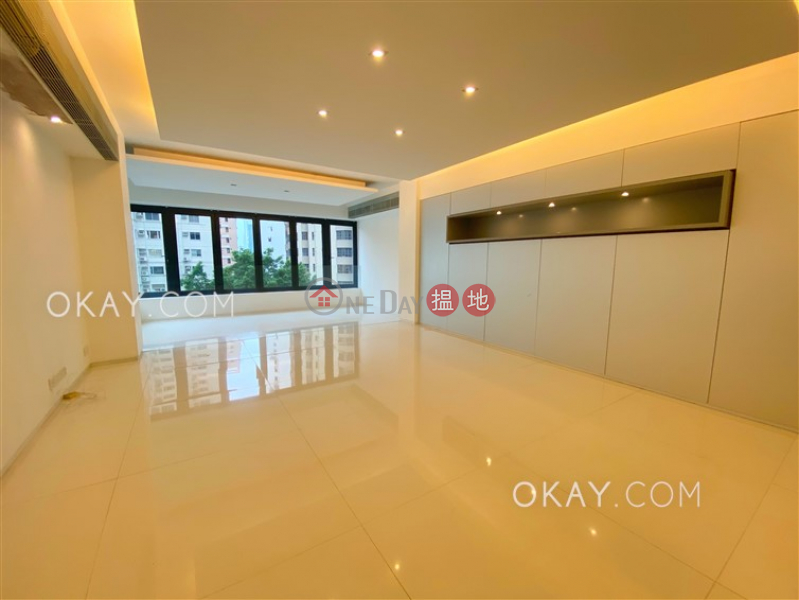 Efficient 3 bed on high floor with rooftop & balcony | Rental | Kam Yuen Mansion 錦園大廈 Rental Listings