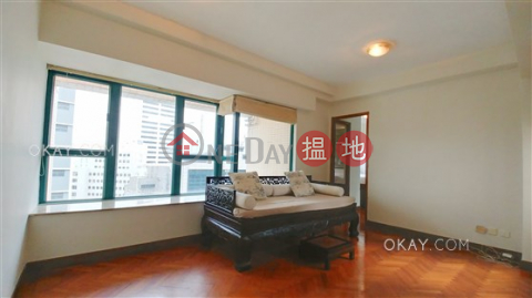 Unique 1 bed on high floor with harbour views & rooftop | For Sale|The Grandeur(The Grandeur)Sales Listings (OKAY-S58284)_0