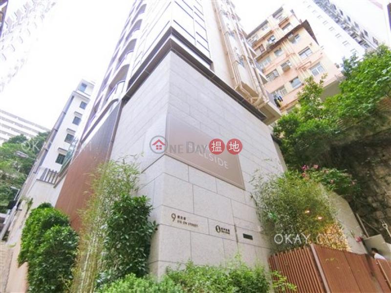 Unique 1 bedroom with balcony | Rental, The Hillside 曉寓 Rental Listings | Wan Chai District (OKAY-R368276)