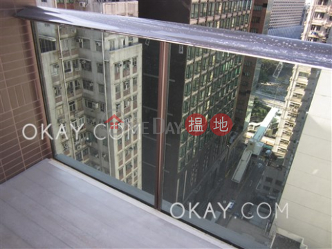 Unique 1 bedroom with balcony | For Sale|Wan Chai Districtyoo Residence(yoo Residence)Sales Listings (OKAY-S304476)_0