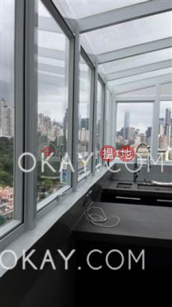 Gorgeous penthouse with rooftop, terrace & balcony | Rental | Lai Sing Building 麗成大廈 Rental Listings