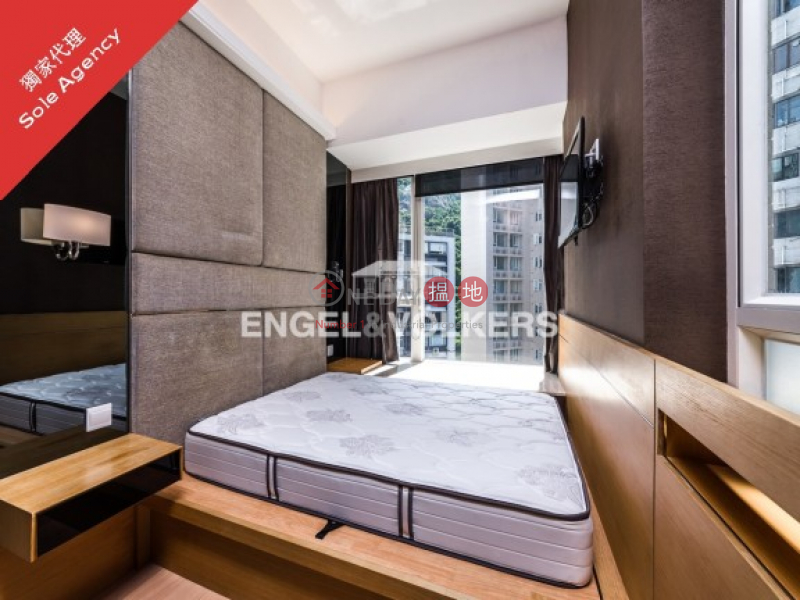 Modern Fully Furnished Apartment in The Icon38干德道 | 中區-香港出租|HK$ 30,000/ 月