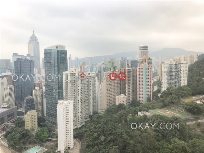 Gorgeous 3 bedroom on high floor with parking | Rental | Tower 2 Regent On The Park 御花園 2座 Rental Listings