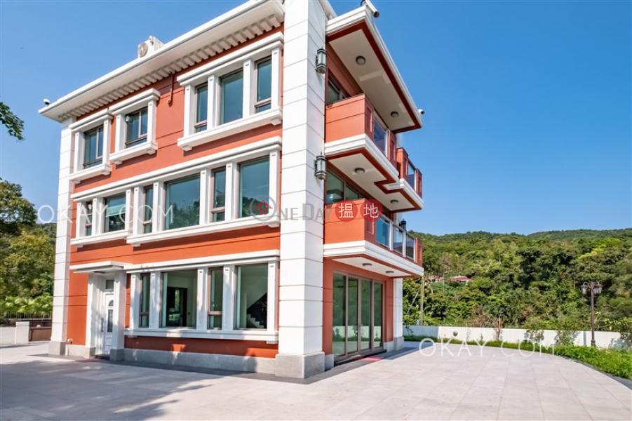 Unique house in Sai Kung   Rental, Wong Chuk Wan Village House 黃竹灣村屋 Rental Listings   Sai Kung (OKAY-R306383)