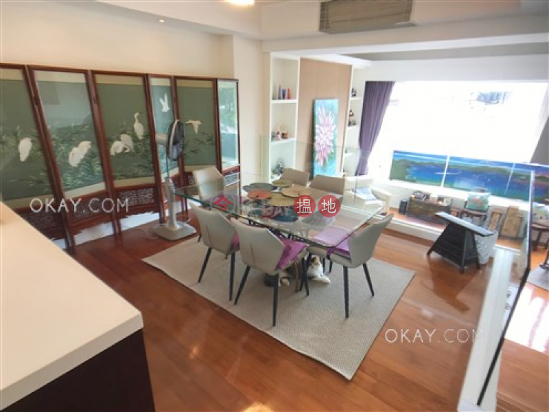 Property Search Hong Kong | OneDay | Residential Sales Listings | Rare house with sea views, rooftop & terrace | For Sale