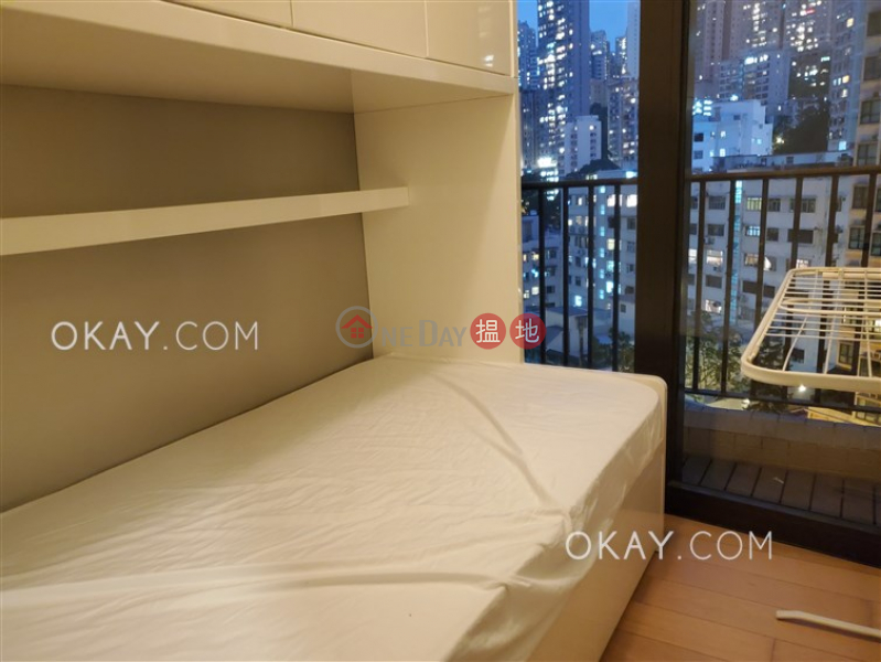 HK$ 38,000/ month The Babington | Western District Unique 3 bedroom with balcony | Rental