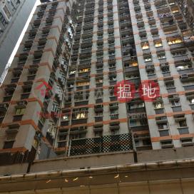 Man On House Block B,Wan Chai,