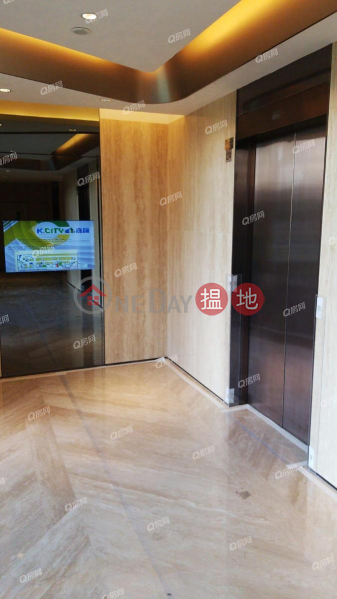 HK$ 16,500/ month, K. City | Kowloon City, K. City | 2 bedroom High Floor Flat for Rent