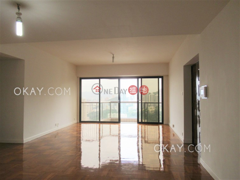 Lovely 4 bedroom on high floor with balcony & parking | Rental | Nicholson Tower 蔚豪苑 Rental Listings