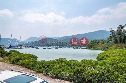 Tasteful house with sea views, rooftop & terrace | Rental|Che Keng Tuk Village(Che Keng Tuk Village)Rental Listings (OKAY-R384573)_0