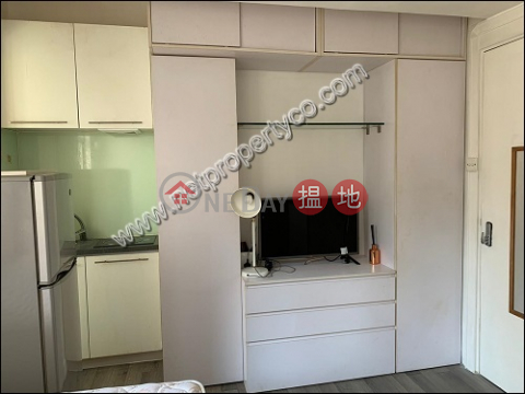 Studio furnished unit for rent in Wan Chai|Kwong Tak Building(Kwong Tak Building)Rental Listings (A041724)_0