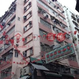 廟街186號,佐敦, 九龍