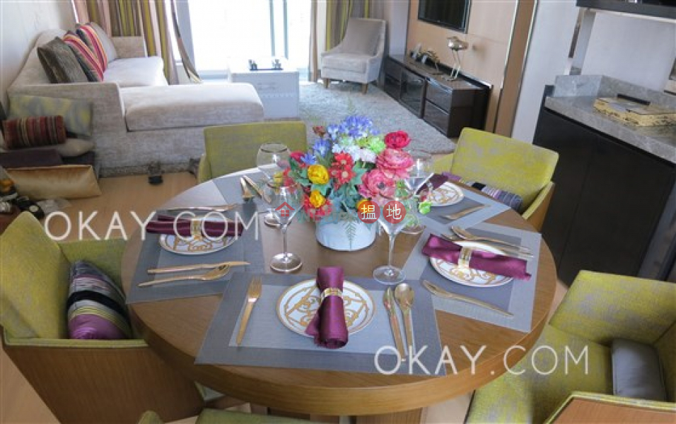 Lovely 2 bedroom on high floor with sea views & balcony | Rental 23 Hing Hon Road | Western District | Hong Kong, Rental HK$ 65,000/ month