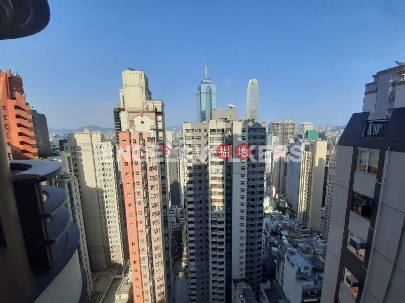HK$ 40,000/ month   Castle One By V Western District, 1 Bed Flat for Rent in Mid Levels West