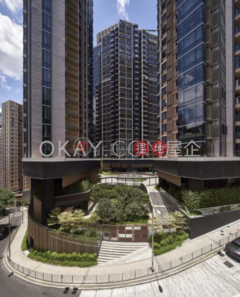 Property Search Hong Kong | OneDay | Residential, Rental Listings | Lovely 3 bedroom on high floor with sea views & balcony | Rental