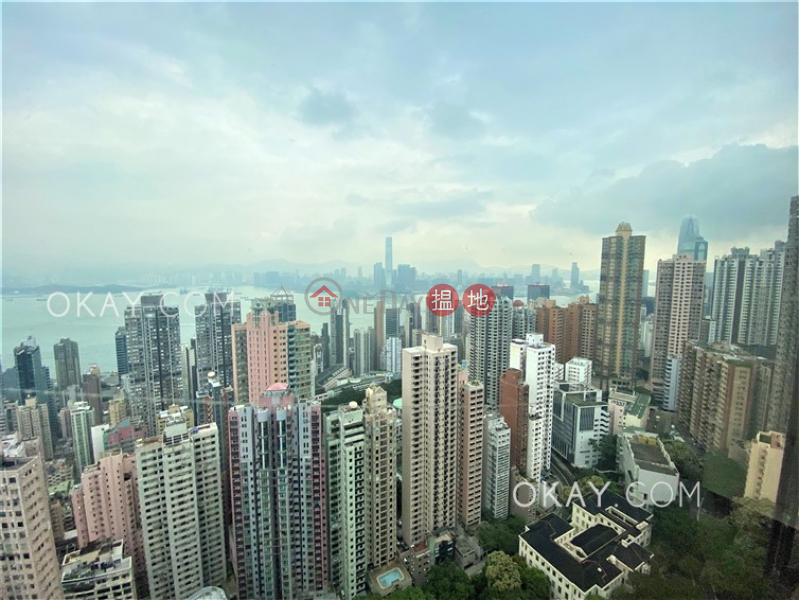 Charming 3 bedroom on high floor with parking | For Sale, 17-29 Lyttelton Road | Western District | Hong Kong | Sales HK$ 28.8M