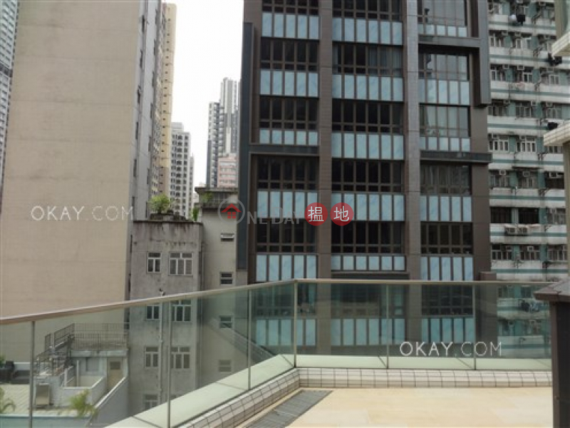HK$ 13M, SOHO 189 Western District, Popular 2 bedroom with terrace | For Sale