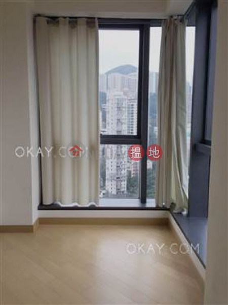 Charming 3 bedroom on high floor with balcony & parking | For Sale, 23 Warren Street | Wan Chai District Hong Kong Sales, HK$ 28.8M