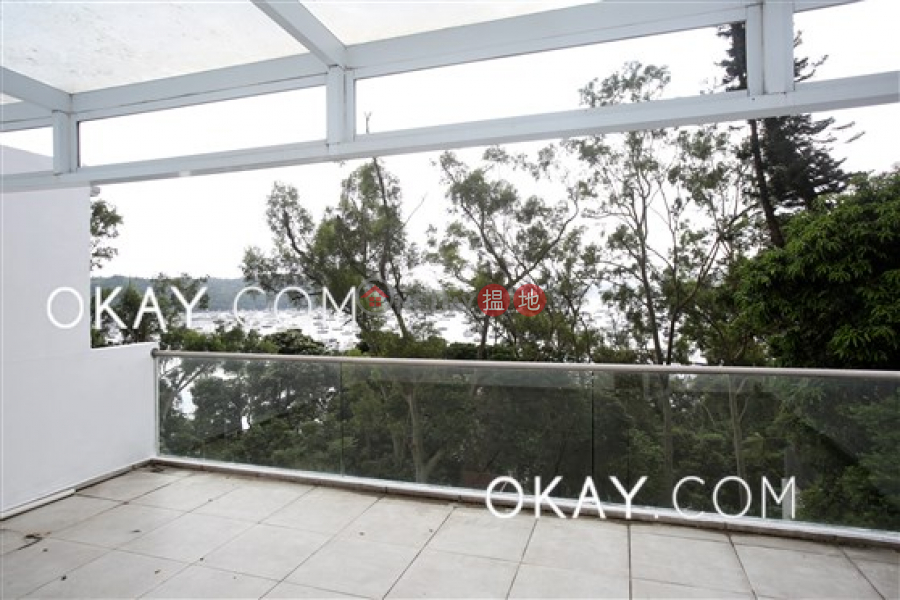 HK$ 39M | Habitat, Sai Kung, Rare house with rooftop, balcony | For Sale