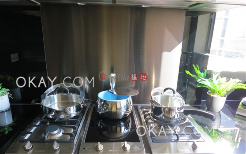 Property Search Hong Kong | OneDay | Residential, Rental Listings | Lovely 2 bedroom on high floor with sea views & balcony | Rental