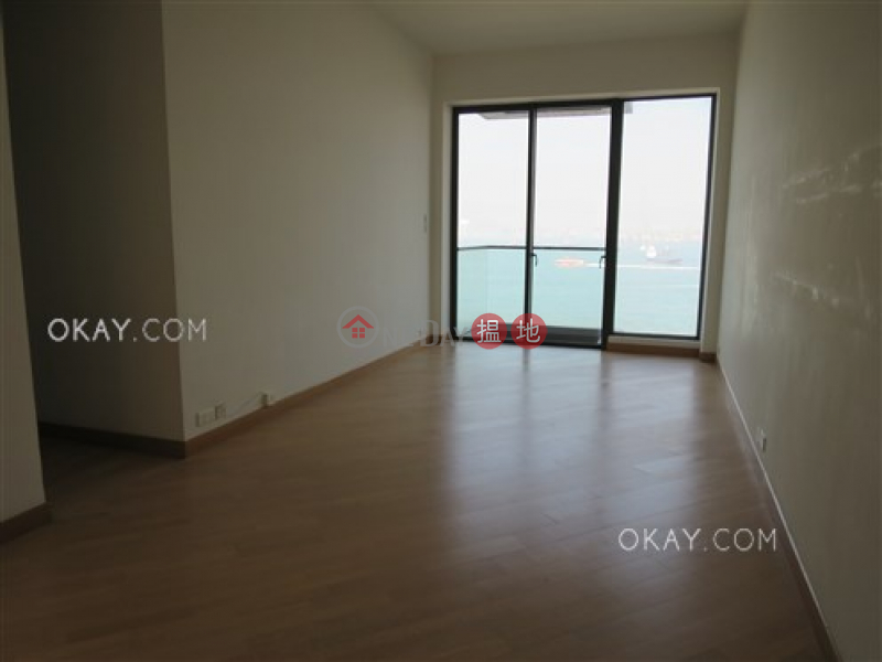 HK$ 67,000/ month Harbour One Western District, Luxurious 3 bedroom with sea views & balcony | Rental