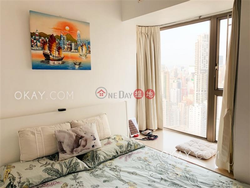 2房2廁,極高層,星級會所,露台《尚翹峰1期2座出租單位》258皇后大道東 | 灣仔區香港-出租|HK$ 27,000/ 月