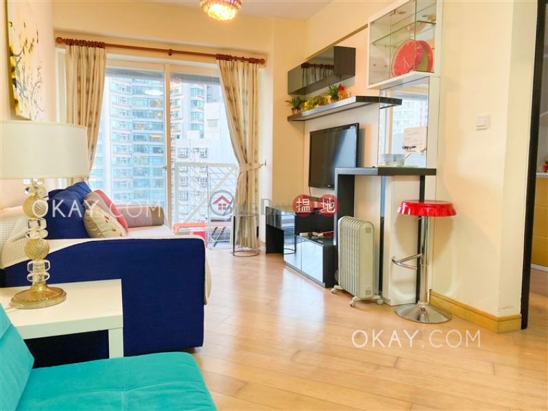 Property Search Hong Kong | OneDay | Residential, Sales Listings | Luxurious 2 bedroom with harbour views & balcony | For Sale