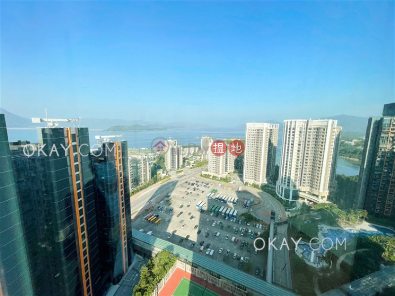 Unique 4 bedroom on high floor with balcony | Rental | Block 8 Phase 4 Double Cove Starview Prime 4期 迎海‧星灣御 8座 Rental Listings