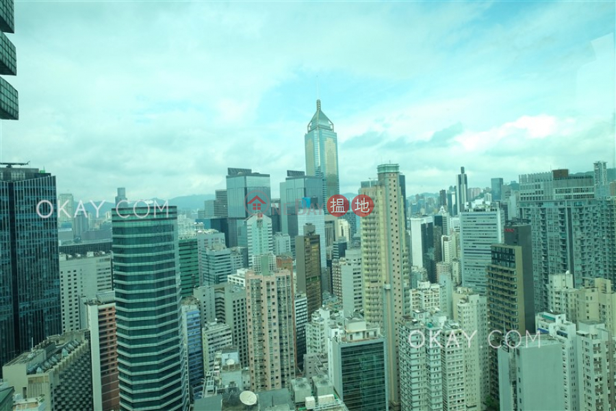 Elegant 2 bedroom on high floor with harbour views | For Sale, 1 Star Street | Wan Chai District Hong Kong, Sales HK$ 15.5M