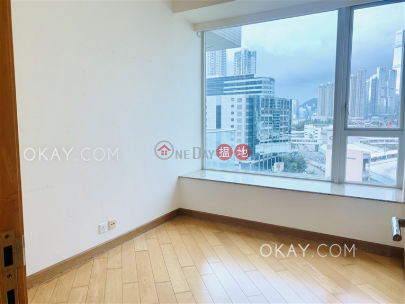 HK$ 70,000/ 月君匯港豪匯(2座)油尖旺 4房3廁,星級會所,露台《君匯港豪匯(2座)出租單位》