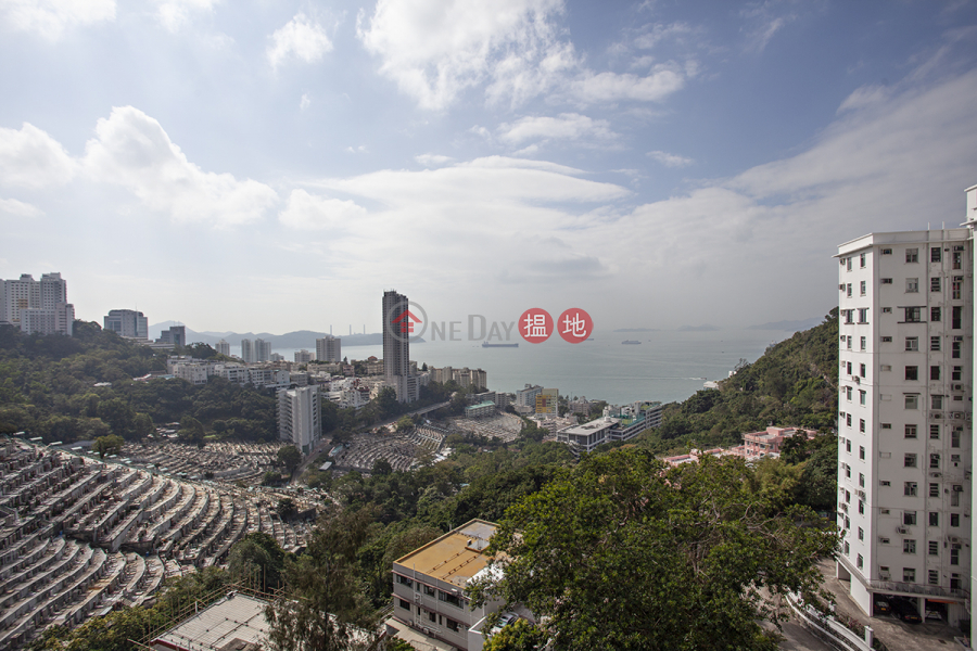 薄扶林靚海景單位 3房 開放式廚房|2A摩星嶺道 | 西區香港|出租HK$ 55,000/ 月