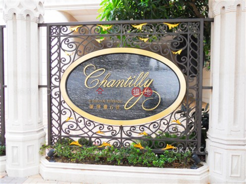 Lovely 4 bedroom on high floor with balcony & parking | For Sale | Chantilly 肇輝臺6號 Sales Listings
