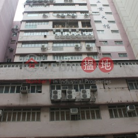 Lee King Industrial Building,San Po Kong, Kowloon