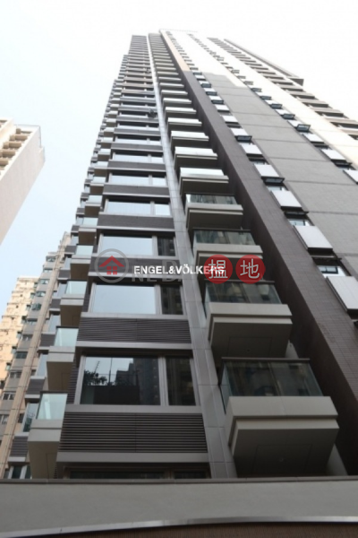 2 Bedroom Flat for Rent in Shek Tong Tsui | High West 曉譽 Rental Listings