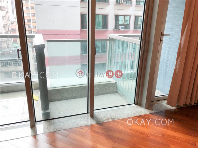 Generous studio with balcony | For Sale, The Avenue Tower 2 囍匯 2座 Sales Listings | Wan Chai District (OKAY-S289114)