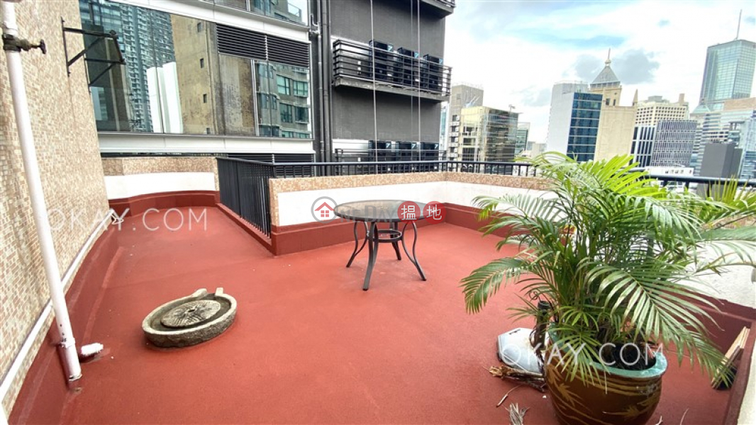 Property Search Hong Kong | OneDay | Residential, Sales Listings, Intimate 1 bedroom on high floor with rooftop & balcony | For Sale