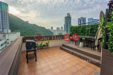 Luxurious 3 bedroom on high floor with rooftop | For Sale|Hoi Kwong Court(Hoi Kwong Court)Sales Listings (OKAY-S166204)_0