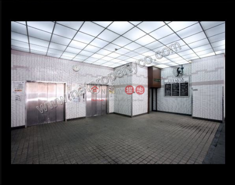 Industrial Building for Lease, Gee Luen Hing Industrial Building 志聯興工業大廈 Rental Listings | Southern District (A058538)