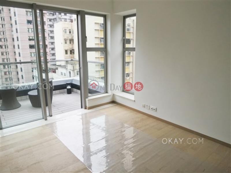 Popular 2 bedroom with terrace | Rental, The Summa 高士台 Rental Listings | Western District (OKAY-R287901)