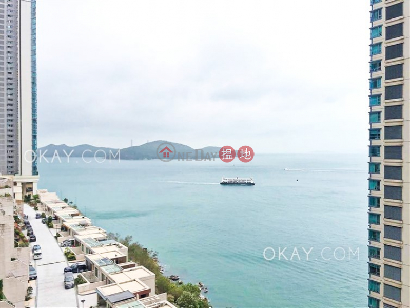 HK$ 29,000/ month | Phase 6 Residence Bel-Air Southern District | Lovely 1 bedroom with sea views & balcony | Rental