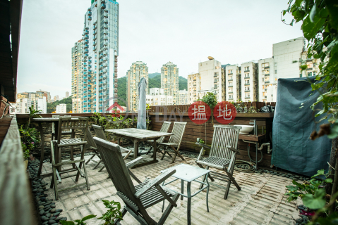 ROOFTOP UNIT|Western DistrictShun Cheong Building(Shun Cheong Building)Rental Listings (KR9197)_0