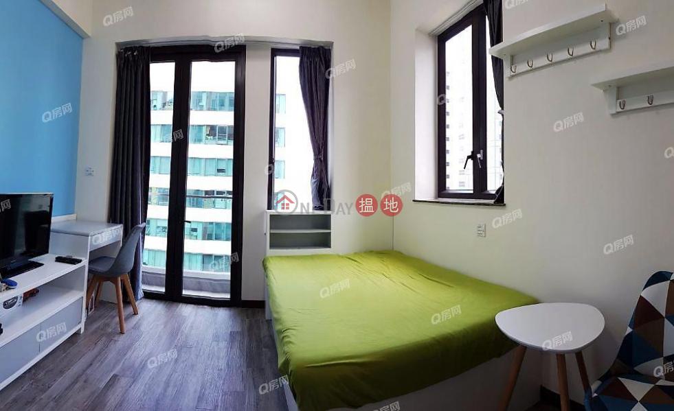 新樓靚裝,名校網,核心地段《AVA 128租盤》-124-128德輔道西 | 西區|香港|出租HK$ 17,000/ 月